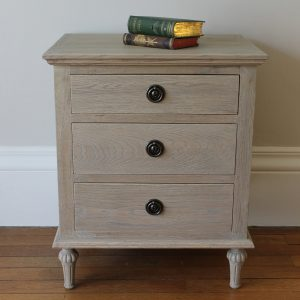 Melbury Bedside table with drawers