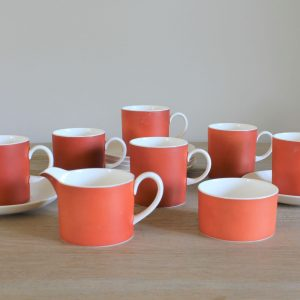 Susie Cooper Coffee Set