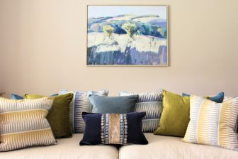 Blue Isle Cushion Collection