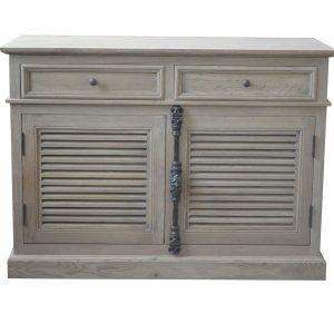 Weathered Oak cupboard