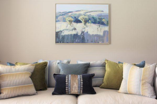 Blue Isle Cushions